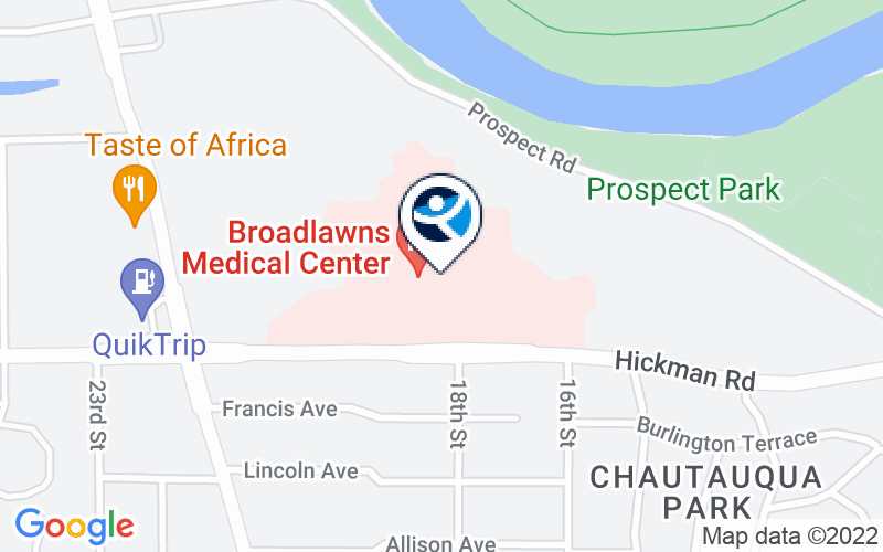 Broadlawns Medical Center Location and Directions