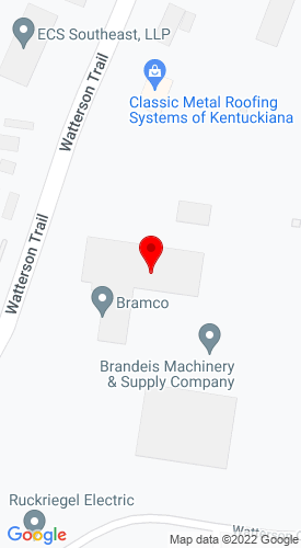 Google Map of Brandeis Machinery 1801 Watterson Trail, Louisville, KY, 40299