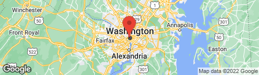 Map of 1804 RIGGS PLACE NW WASHINGTON, DC 20009