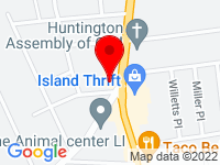 Google Map of 1805 New York Avenue