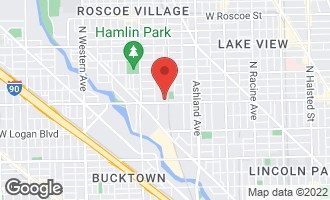 Map of 1806 West Diversey Parkway C CHICAGO, IL 60614