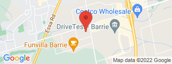 Google Map of 181+Mapleview+Drive+West%2CBarrie%2COntario+L4N+9E8