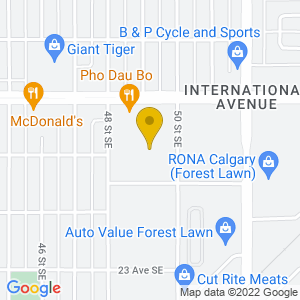 Map to County Line Saloon provided by Google