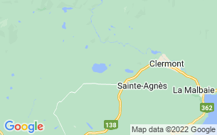 Map of Base De Plein Air Du Lac-Nairne