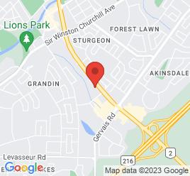 Google Map of 184+St.+Albert+Road%2CSt+Albert%2CAlberta+T8N+0P7