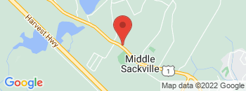 Google Map of 1841+Sackville+Drive%2CMiddle+Sackville%2CNova+Scotia+B4E+3B1