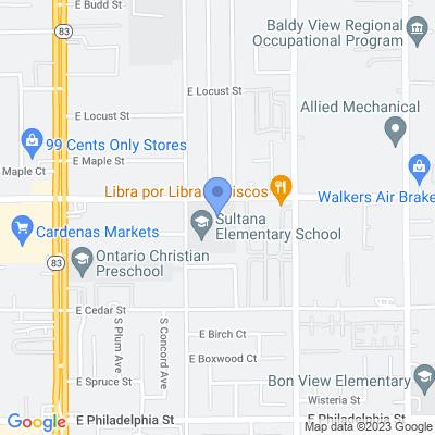 1845 S Sultana Ave, Ontario, CA 91761, USA