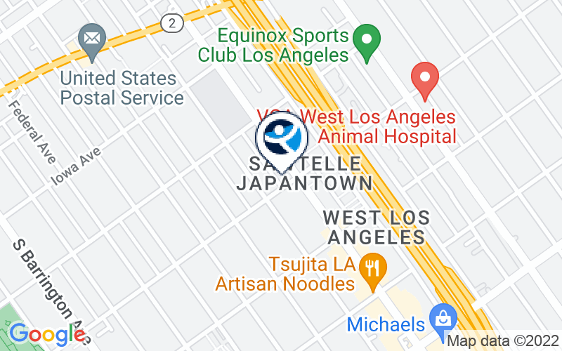 Matrix Institute on Addictions - Sawtelle Boulevard Location and Directions