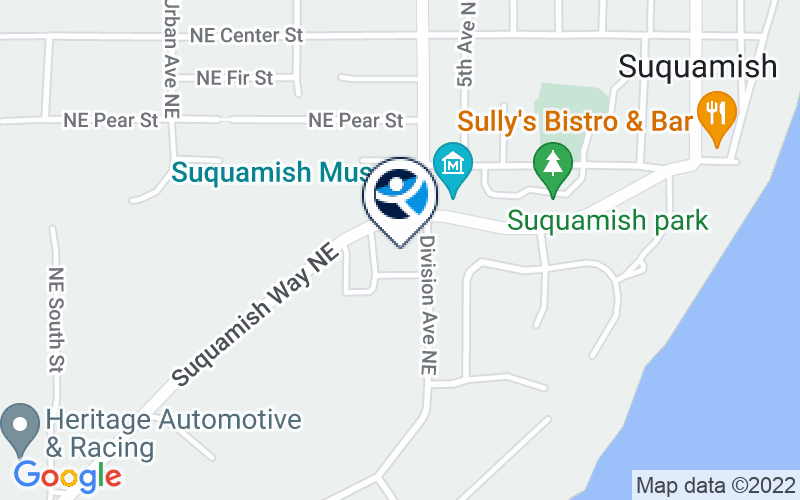 Suquamish Tribe Wellness Center Location and Directions