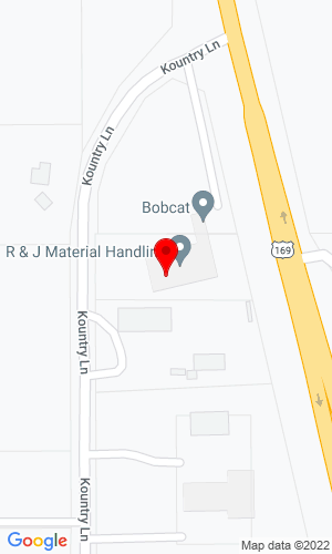 Google Map of R and J Material Handling, LTD. 1864 Kountry Lane, Fort Dodge, IA, 50501