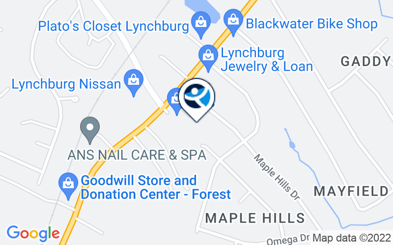 Madeline Centre Location and Directions