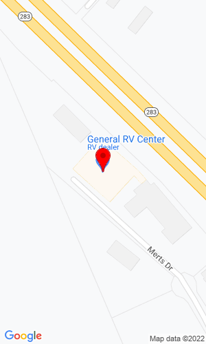 Google Map of Messick's 187 Merts Drive, Elizabethtown, PA, 17022