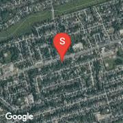 Satellite Map of 187 W Finch Ave, Toronto, On