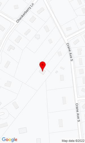 Google Map of StreetWorksUS.com 188 Crane Avenue South, Taunton, MA,  02780
