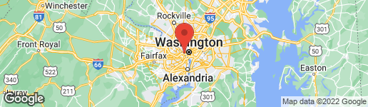 Map of 1881 NASH STREET N #1902 ARLINGTON, VA 22209