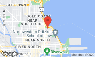 Map of 189 East Lake Shore Drive 2E CHICAGO, IL 60611