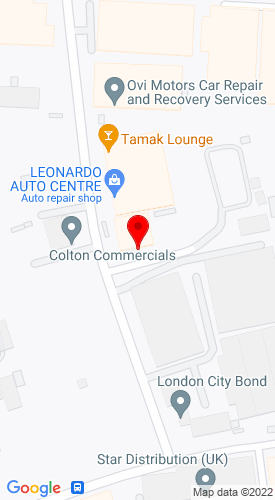 Google Map of Demenex Plant Hire LTD 19 Creek Road , London, IG11 0JH