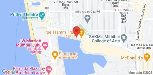 Directions to Utsav Restaurant