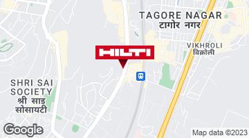 Get directions to Hilti Service Centre Vikhroli