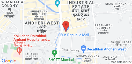 Directions to Vedge Andheri West