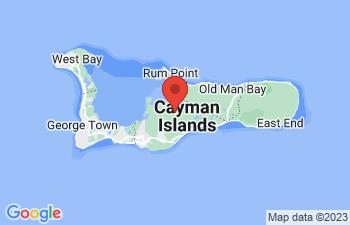 Map of Cayman Kai
