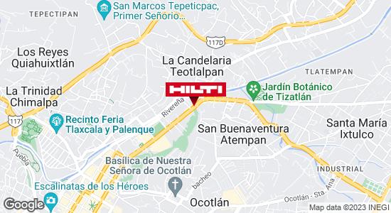 Obtener indicaciones para Ocurre Paqex Tlaxcala