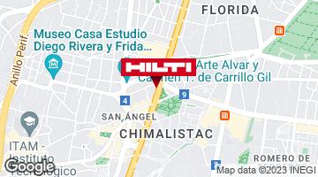 Ocurre Paqex México (Insurgentes)