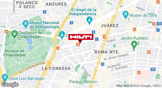 Tienda Hilti Benito Juárez