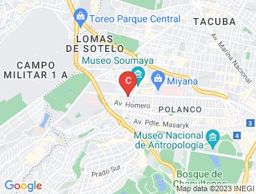Pabellon Polanco