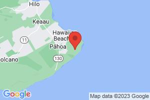 Map of East Maui