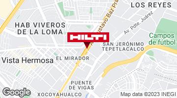 Tienda Hilti Guadalajara