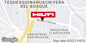 Obtener indicaciones para Ocurre Paqex México (Tlanepantla)
