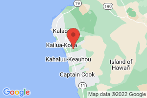 Map of Holualoa