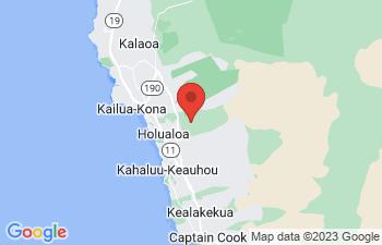 Map of Holualoa