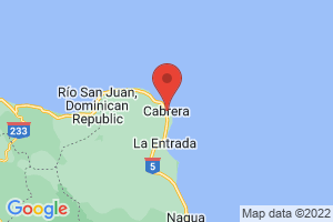 Map of Cabrera
