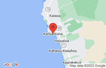 Map of Kailua Kona