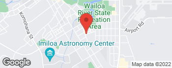 Map of 1289 Kilauea Ave in Hilo