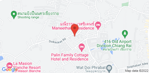 Directions to SHANN Café at Pan Kled Villa