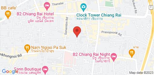 Directions to Crêpe Corner Chiangrai