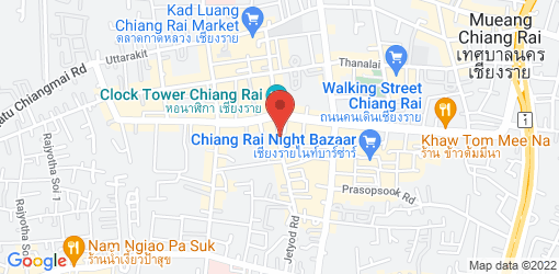 Directions to Accha Authentic Indian Cuisine Chiang Rai