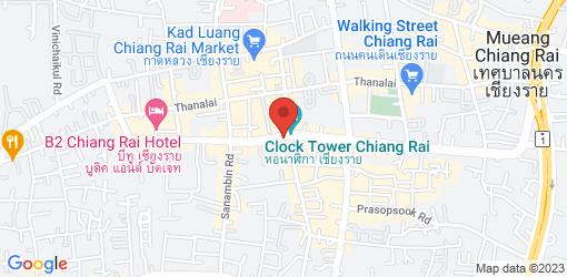 Directions to Yoddoi Vegan Cafe - Organic Coffee Chiangrai