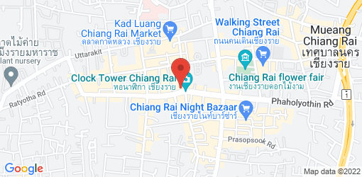 Directions to Pizza Hut Chiangrai