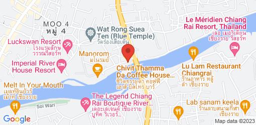 Directions to Chivit Thamma Da Coffee House, Bistro & Bar