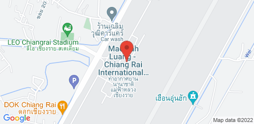 Directions to The Foodie Project @ Chiang Rai International Airport