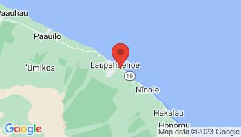 Map of Papaaloa