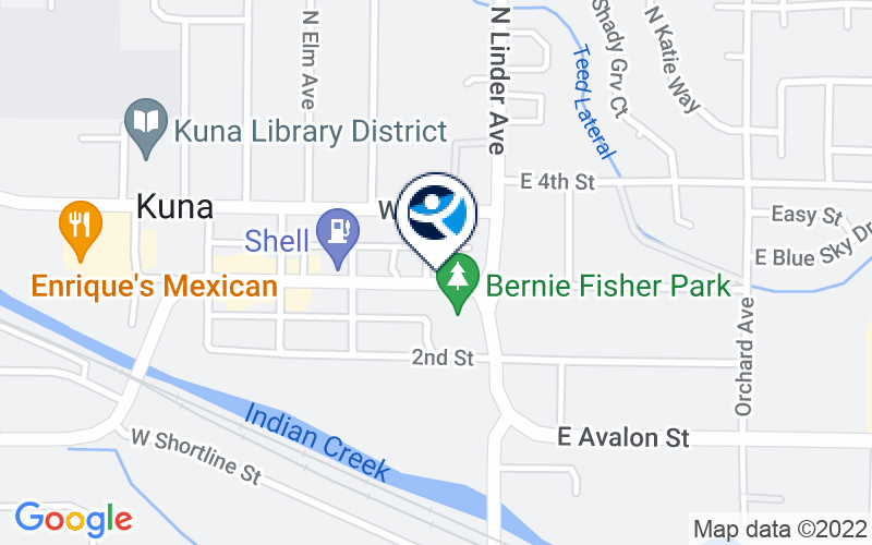 Kuna Counseling Center Location and Directions