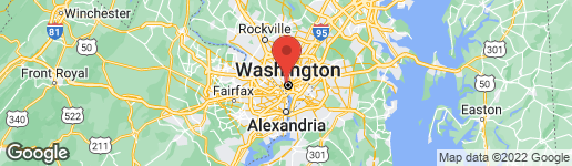 Map of 1901 CONNECTICUT AVENUE NW #1012 WASHINGTON, DC 20009
