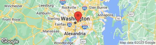 Map of 1921-1923 CAPITOL AVENUE NE WASHINGTON, DC 20002