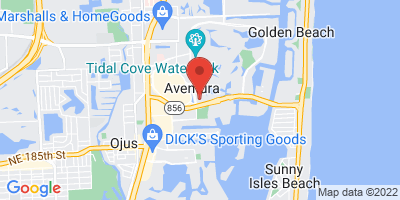 19333 W. Country Club Dr.</br> Aventura, FL 33180