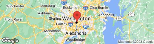 Map of 1935 12TH STREET NW #1 WASHINGTON, DC 20009